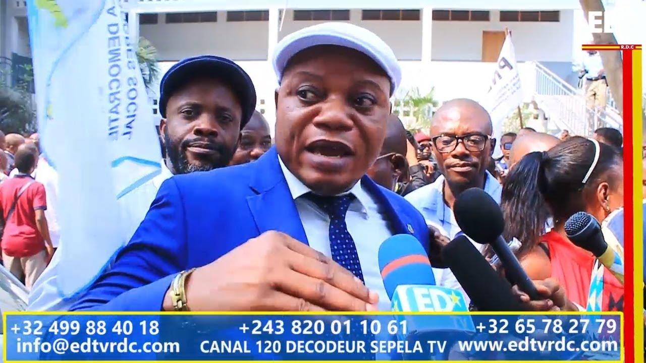 RDC: POUR LUTTER CONTRE LA PASSION CRIMINELLE DU RÉGIME KABILA, L'OPPOSITION PRESCRIT L'ART.64