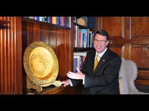 Arts in Embassies Canberra - John Mydock