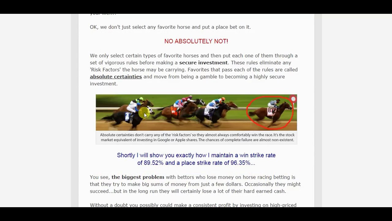 Place bet on favourites for a living review abe cofnas trading binary options strategies and tactics