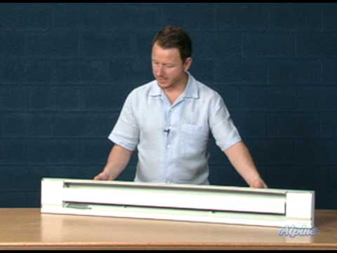 chromalox baseboard heater wiring diagram lincoln mig welder parts electric heaters youtube