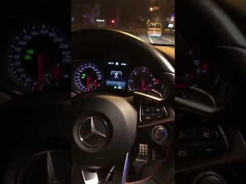 Mercedes Gece snap - Çukur