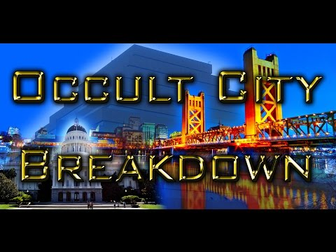 "Occult City Breakdown - Sacramento, CA - The ""Gold"