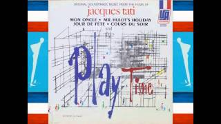 Jacques Tati's 'Cours du Soir' (Night Class) - 1968 Soundtrack