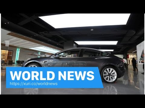 World News - Tesla refused the further problem of production model 3