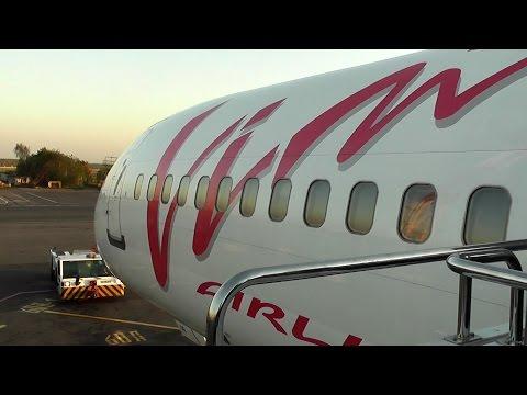Trip report Boeing 757 VIM Airlines рейс 285 Москва Салоники Греция