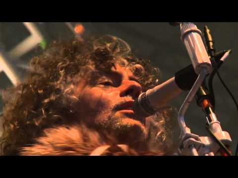 Flaming lips - She don't use jelly  live  HD