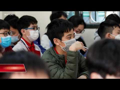 Dịch Corona: Người Việt Muốn Học Sinh Tiếp Tục Nghỉ, Ngưng đón Khách Hàn (VOA)