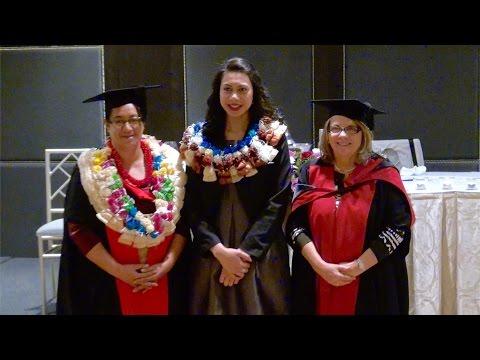 Dr Sela Kali Tupouniua PhD Graduation Celebration