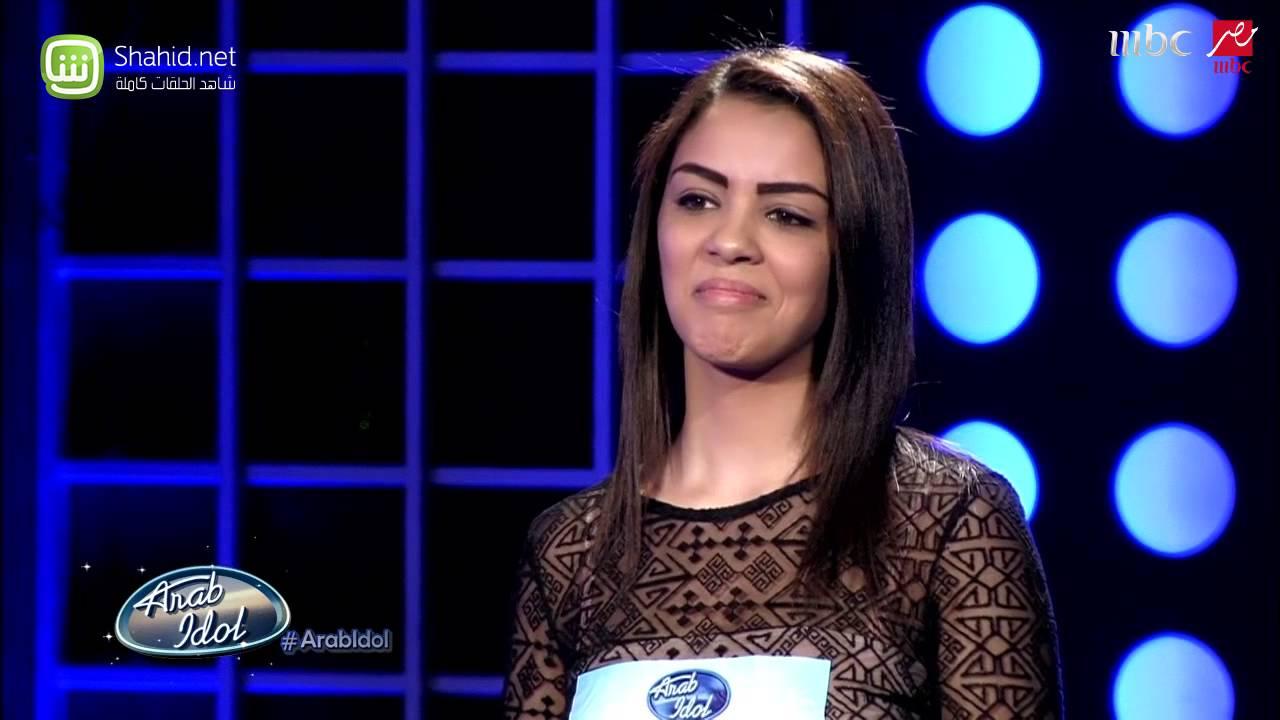 Arab Idol رقية ماغي وناديا السباعي تجارب الأداء Youtube