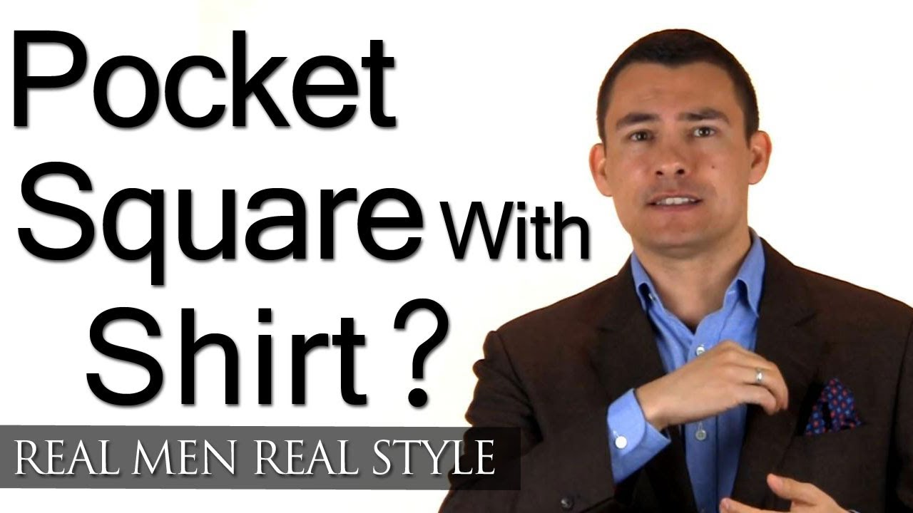 Mens jacket button rules - Can You Wear A Pocket Square With A Shirt Or Vest Rules On Wearing Pocket Squares Youtube