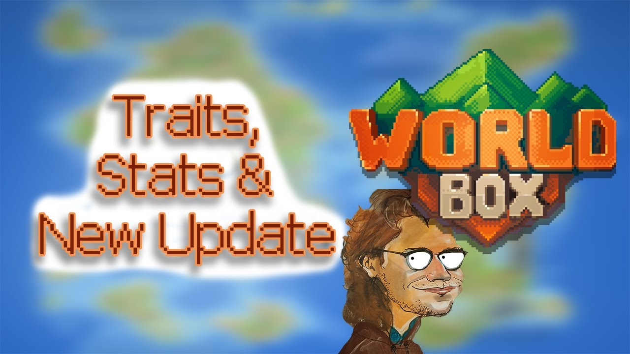 Worldbox - Update 5.115 (Traits, Stats, Items and Boats?) FMP Reviews #1.5