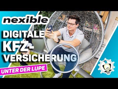 Nexible DIGITALE KFZ Versicherung Unter Der LUPE | Vorteile - Nachteile