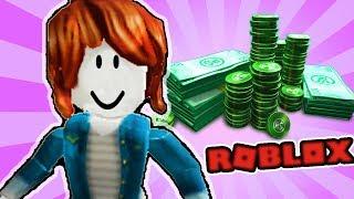 Köper saker till min avatar i Roblox💸