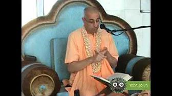Шримад Бхагаватам 11.11.34-41 - Ниранджана Свами