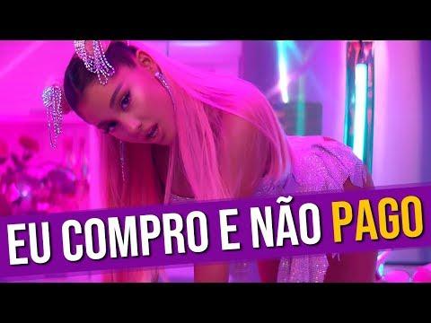 Ariana Grande - 7 Rings Eu Compro e Não Pago