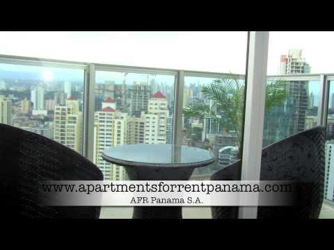 Luxury apartment for rent Denovo 3403 in Panama City,Panama