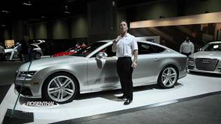 2012 Audi S7 Show & Tell