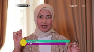 Cerita Alya Rohali Tentang Suaminya yang Detail Banget Soal Urusan Rumah (1/5)