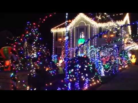north ridgeville christmas display