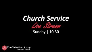 Online Service - 13th June 2021 - The Salvation Army Liverpool Walton