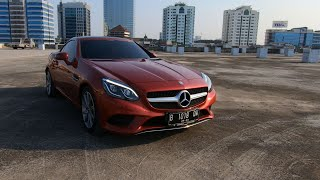 Mercedes Benz SLC 200 2017 - Review and Test Drive   Wills Autogarage