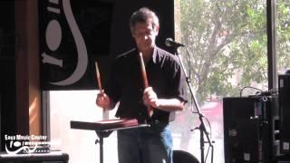 1/2 Danny Gottlieb - Zildjian & Remo Clinic w/ Jeff Richman & Dean Taba