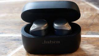 Test blogueur : Écouteurs boutons sans fil autonomes Elite 75t de Jabra