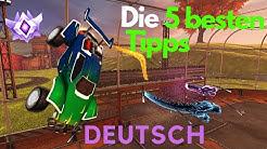 In Rocket League SCHNELL verbessern? Meine 5 WERTVOLLSTEN TIPPS (Deutsch/German)