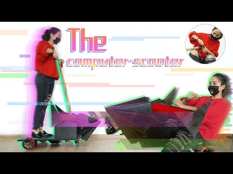 E17 The Computer-Scooter | Ms Do