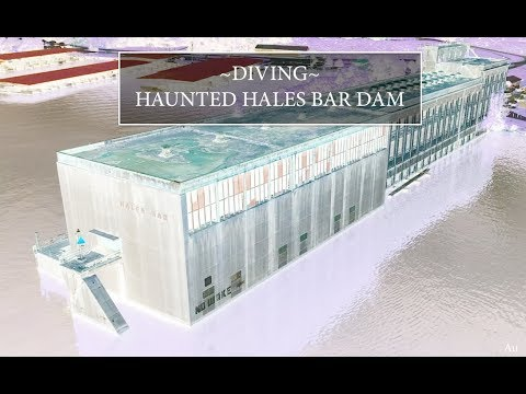 Scuba Diving America's Most Haunted Dam - Hales Bar (CAPTURED A SPIRIT ON THERMAL CAMERA)