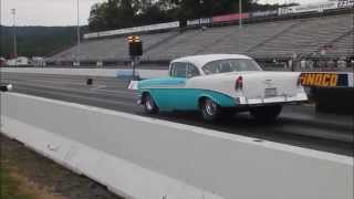 SUPER CHEVY MAPLE GROVE 2015 ANDY STARR 1956 CHEVY