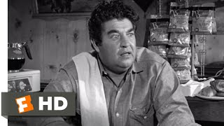Lilies of the Field (1963) - A Real Breakfast Scene (7/12) | Movieclips