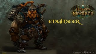[SmZ 128] Heroes of Newerth Solo Engineer