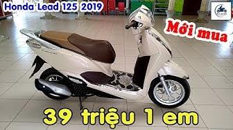 Mua Honda Lead 125 giá chỉ 39 triệu ▶️  Honda Lead 125 - chiếc xe đáng mua nhất 🔴 Giá Xe máy Vlogs