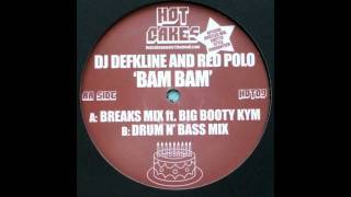 DJ Defkline and Red Polo feat. Sister Nancy - Bam Bam (DnB Mix)