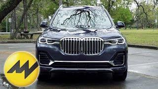 Der neue BMW X7 |Fahrbericht |Motorvision