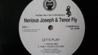 Download Nerious Jeseph & Tenor Fly - Let's Play (Swing Mix) MP3 song and Music Video