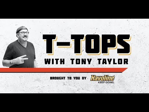 T-Tops with Tony Taylor - 1982 Fiat Spider 2000