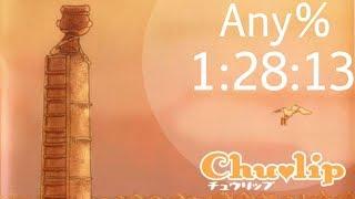 Chulip Any% Speedrun in 1:28:13