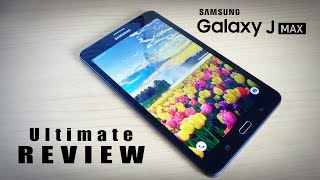 Samsung GALAXY J MAX - Full Review!