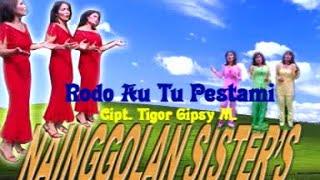 Nainggolan Sister - Rodo Au Tu Pestami - (Official Lyric Video)