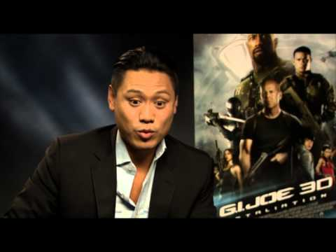Jon M Chu director of GI JOE RETALIATION, Justin Bieber Movie, Step Up Interview
