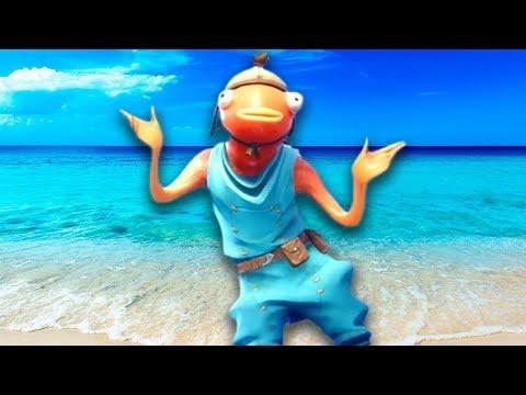 Fishstick - Ocean Man