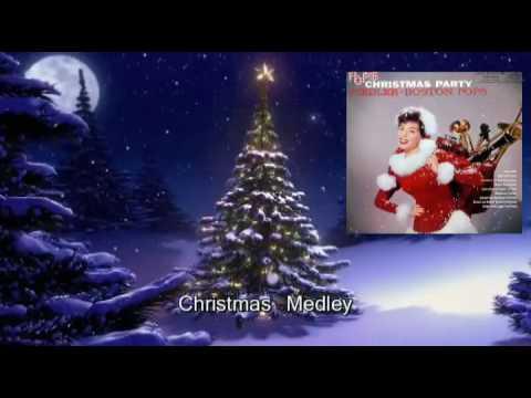 Boston Pops w Arthur Fiedler - Christmas Medley
