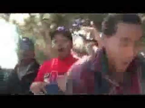Negros gritando