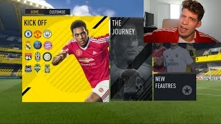 OMG FIFA 17 THE JOURNEY EPISODE 1