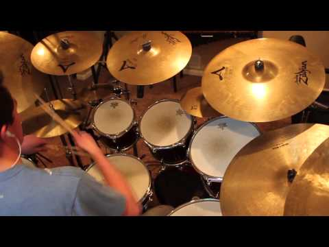 Breaking Out - Venture Lights (Drum Cover) by Chad Manning