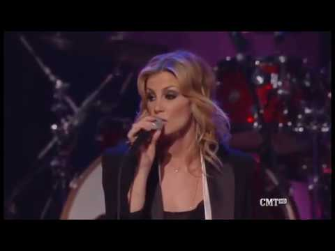 Pretenders & Faith Hill - I'll Stand By You (Live)