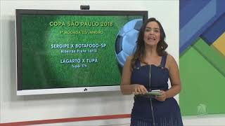 Confira tabela de jogos da Copa São Paulo 2018 - ATALAIA ESPORTE