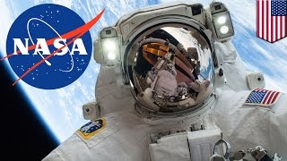 NASA's most mind-blowing discoveries 2015: Water on Mars, Kepler-452b and more - TomoNews